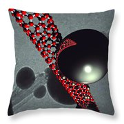 Conveyor Belt For Nano-age Throw Pillow