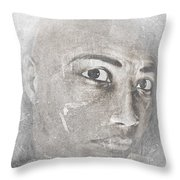 Conviction Throw Pillow