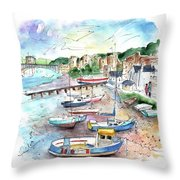 Conway 09 Throw Pillow