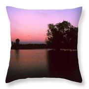 Cooinda Sunrise Throw Pillow