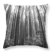 Cook Pines Throw Pillow