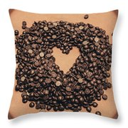 Cooking Desserts With Love  Throw Pillow