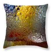 Cool And Refreshing Throw Pillow