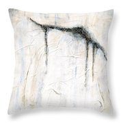Cool Chills Abstract Throw Pillow