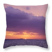 Cool Climate Throw Pillow