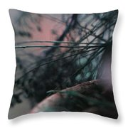 Cool Fusion... Throw Pillow
