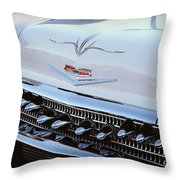 Cool Gang Chevy Throw Pillow