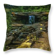 Cool Glade 2015 Throw Pillow