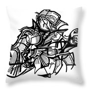 Cool Hand Luke Throw Pillow