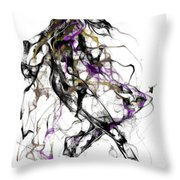 Cool Sketch 73 Throw Pillow
