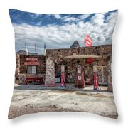 Cool Springs Arizona Throw Pillow
