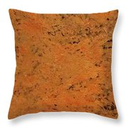 'cooling Lava' Throw Pillow