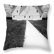 Cooper Barn Throw Pillow