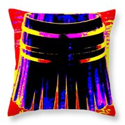 Cooperage 2 Throw Pillow by Eikoni Images