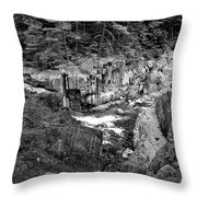 Coos Canyon 1553 Throw Pillow