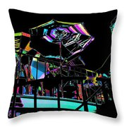 Copacabana 2 Throw Pillow