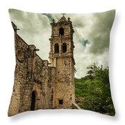 Copala Church Throw Pillow