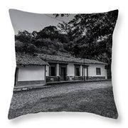 Copala Street Throw Pillow