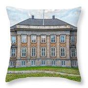 Copenhagen Eastern High Court Throw Pillow