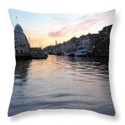 Copenhagen01 Throw Pillow