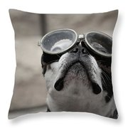 Copilot Throw Pillow