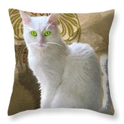 Copito Throw Pillow