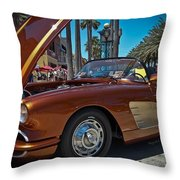 Coppertone Spf 57 Throw Pillow