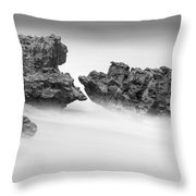 Coral Cove Park 0529 Throw Pillow