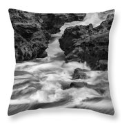 Coral Cove Park 0536 Throw Pillow