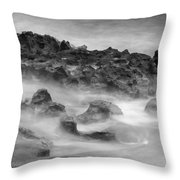Coral Cove Park 0558 Throw Pillow