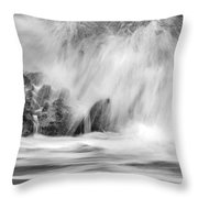 Coral Cove Park 0598 Throw Pillow