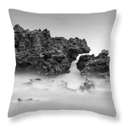 Coral Cove Park 0606 Throw Pillow
