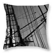 Cordage Throw Pillow