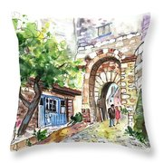 Cordes Sur Ciel 03 Throw Pillow