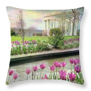 Corinthian  Throw Pillow