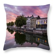 Cork, Ireland Throw Pillow