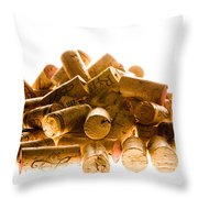 Corkie Throw Pillow