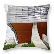 Cornell University Ithaca New York 03 Throw Pillow