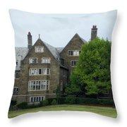 Cornell University Ithaca New York 11 Throw Pillow
