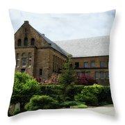 Cornell University Ithaca New York 13 Throw Pillow