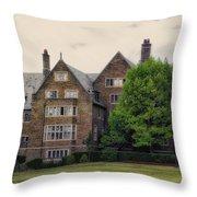 Cornell University Ithaca New York Pa 03 Throw Pillow