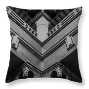 Corner Throw Pillow