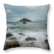 Cornwall I Throw Pillow