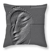 Coronation  Throw Pillow