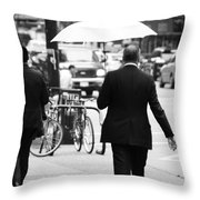 Corporate Issue  Throw Pillow