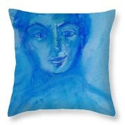 Corporate Mom Throw Pillow