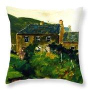 Corrymore 1913 Throw Pillow