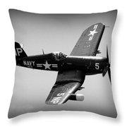 Corsair Flight Throw Pillow
