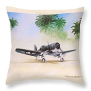 Corsair Preflight Throw Pillow