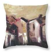 Corsica Throw Pillow